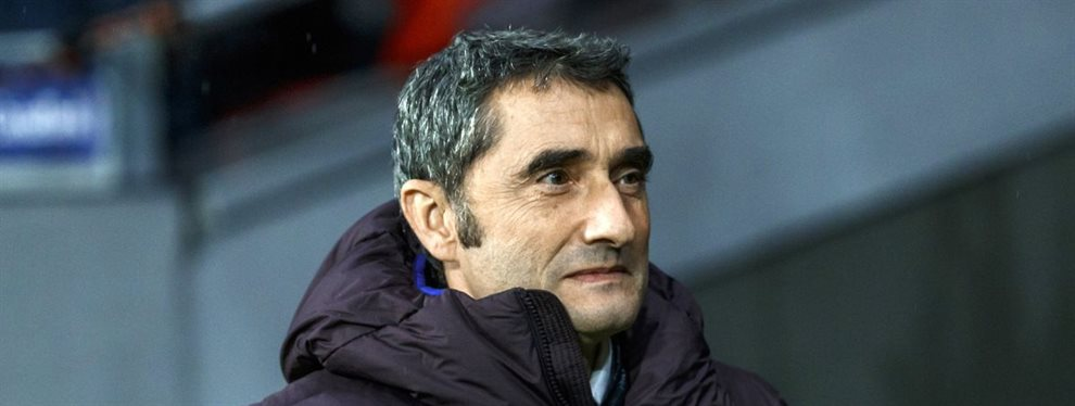 Valverde va poniendo los puntos sobre las íes en el Barça y no se deja presionar por las declaraciones de uno de sus jugadores.