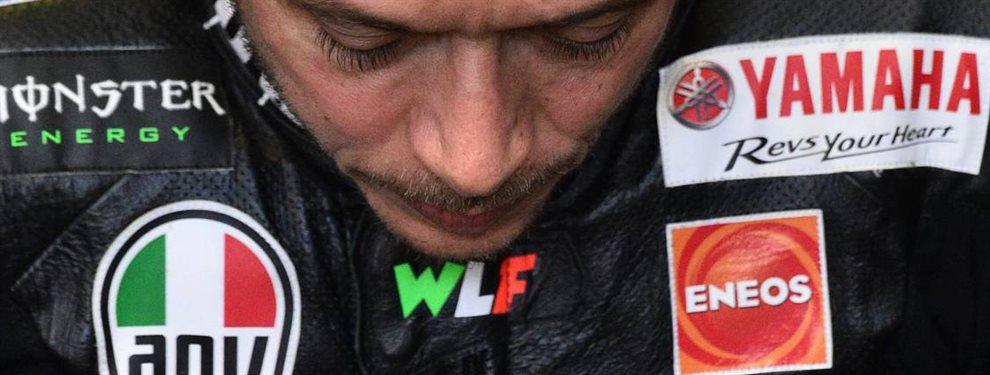 Valentino Rossi anuncia algo que se sabía pero que muchos no querían ver. La palabra con la que lo ha hecho no podía ser otra que la que él ha escogido....