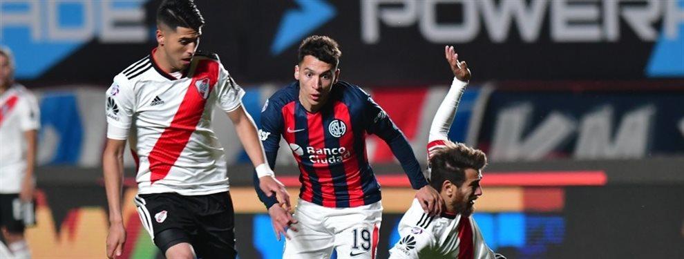 River busca acercarse a la cima de la Superliga ante un San Lorenzo en alza