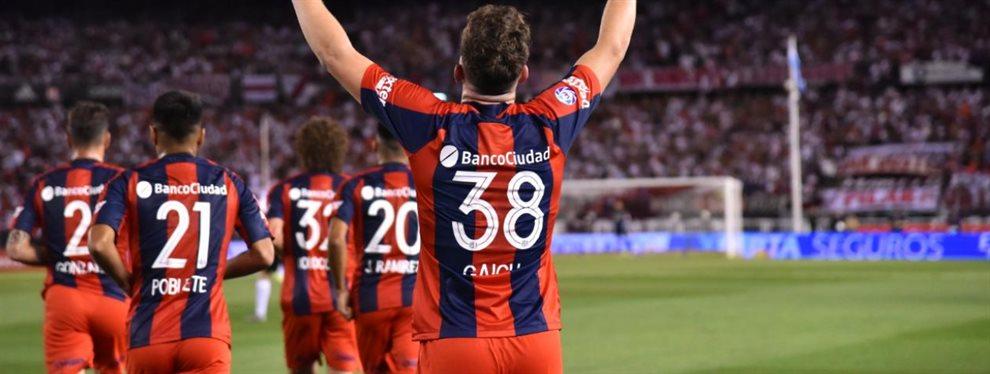 En el Monumental, San Lorenzo derrotó 1-0 a River y le impidió alcanzar la cima de la Superliga.