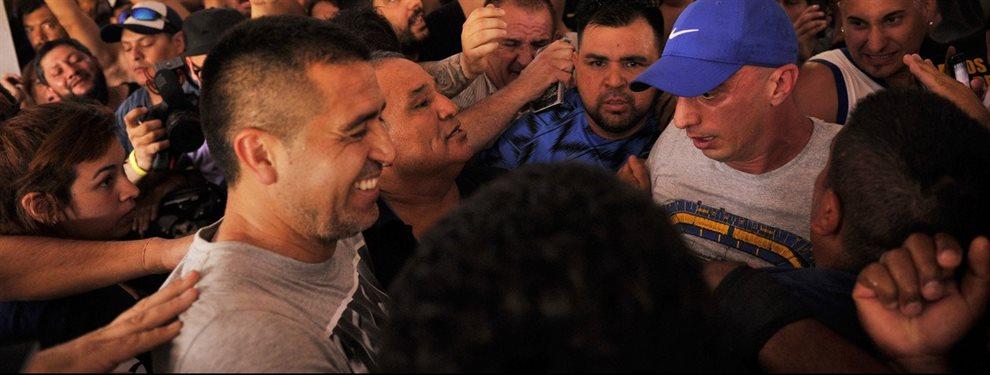 La fórmula compuesta por Ameal, Pergolini y Riquelme se impuso en las elecciones de Boca.