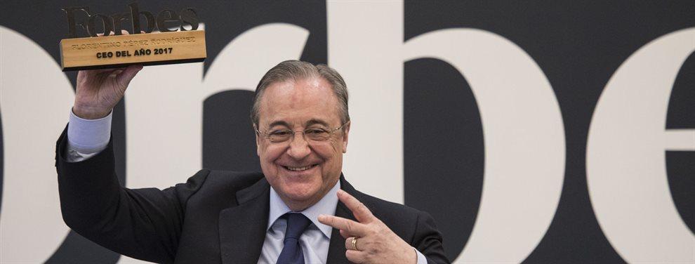 Florentino Pérez planea cuatro ventas y una cesión, para traer hasta tres fichajes galácticos