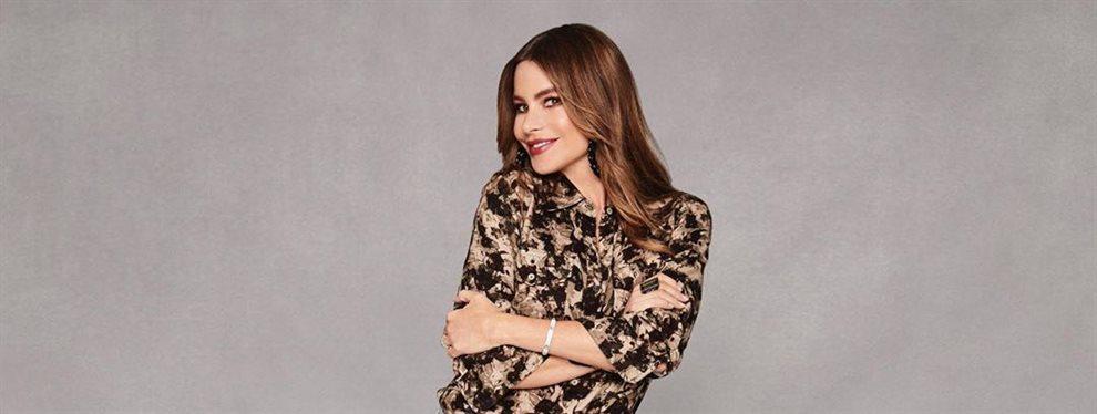 La actriz Sofía Vergara sigue luciendo igual de bien que cuando empezó en el cine, y lo demuestra al ponerse unos leggins de leopardo que le sientan genial