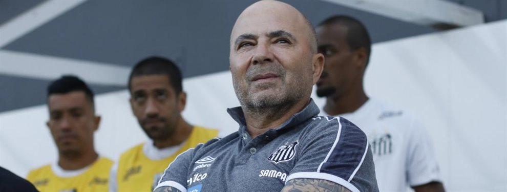 El Santos comunicò mediante su cuenta oficial de Twitter la renuncia de Jorge Sampaoli.