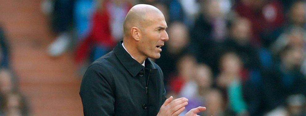 Zinedine Zidane ha colocado a Álvaro Odriozola fuera del Real Madrid, para traer a Achraf Hakimi