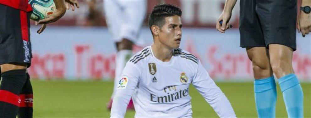 En el Real Madrid aún intentarán el fichaje de Paul Pogba, por el que pagarán 80 millones y James Rodríguez