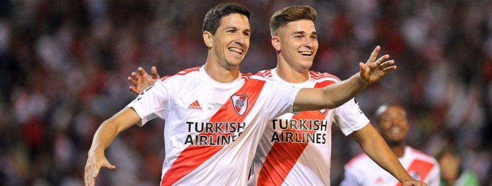 En el estadio Malvinas de Argentina, River derrotó 3-0 a Central Córdoba y conquistó la Copa Argentina