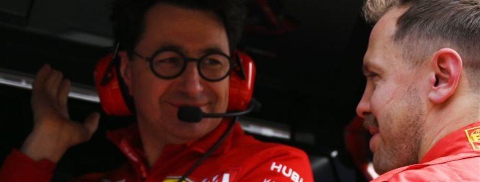 Fernando Alonso fue rechazado por Ferrari. El piloto asturiano ha visto como sus opciones de volver a la Fórmula 1 se ven reducidas poco a poco