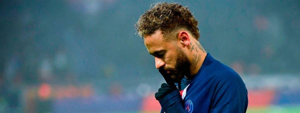 Neymar y el PSG fueron partícipes de la mejor novela del verano. El brasileño luchando por salir de Francia como si se tratara de una cárcel.