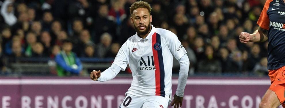 El PSG tiene la duda recurrente de dejar ir al brasileño Neymar a final de temporada.