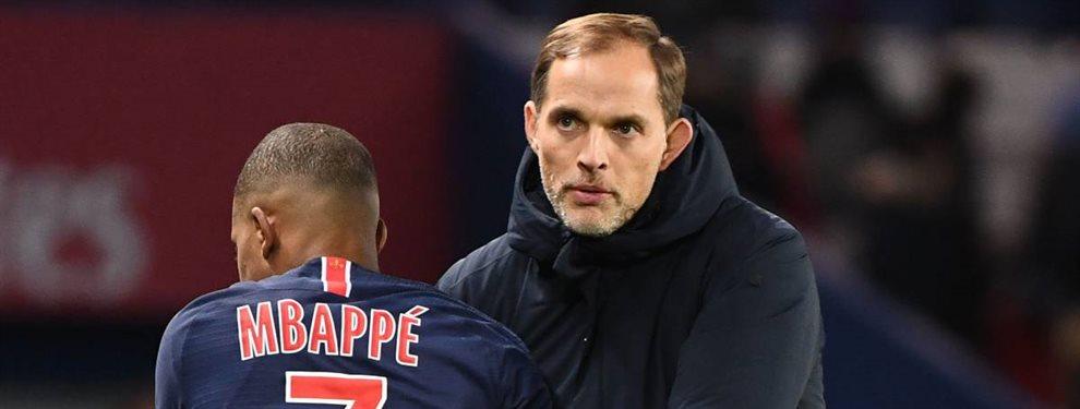 En el París Saint Germain tenían que decantarse por un líder y todo parece indicar que finalmente será el atacante favorito de Tuchel en estos momentos...