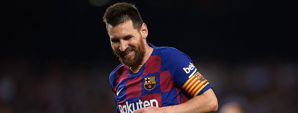 Se han relevado las intenciones de un futbolista que parecía tener espíritu blaugrana, pero que podría terminar en el Real Madrid.