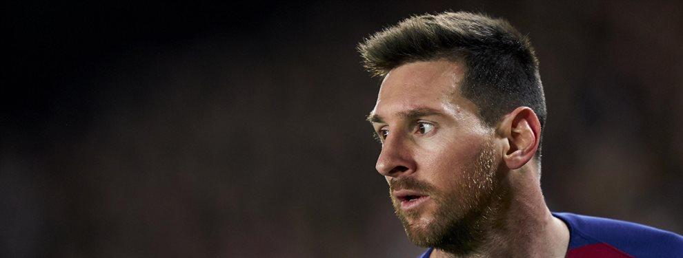 Messi lo vetó (y ahora se arrepiente). ¡Es un jugador del Real Madrid!