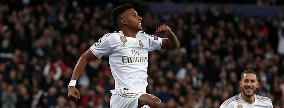 El Real Madrid rascó un punto contra el Valencia, de forma merecida, en el último minuto del encuentro. El equipo mandó durante muchos momentos del partido