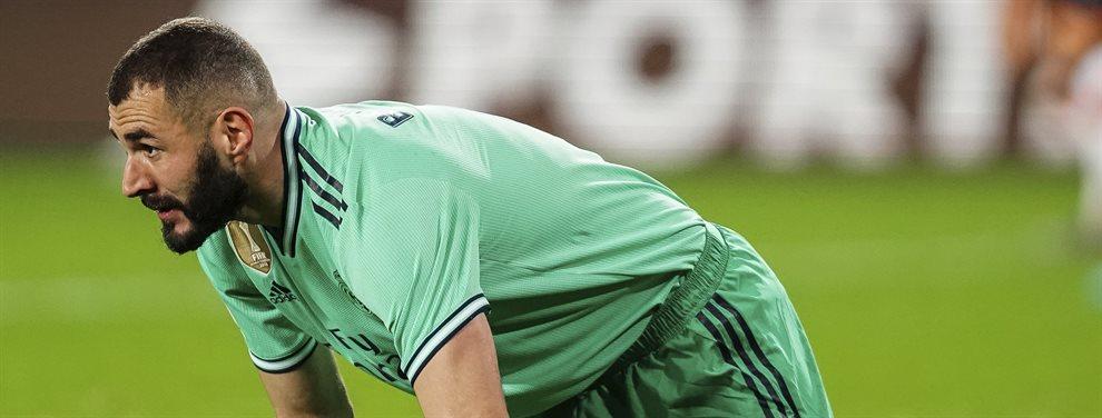 Karim Benzema está viviendo su mejor año como futbolista. Ha alcanzado la madurez y su juego y sus goles llegan de la mano. El Barcelona lo tuvo hecho...
