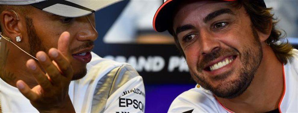 Lewis Hamilton está dando más que hablar fuera de la pista que dentro. El piloto británico sigue sonando con fuerza para Ferrari. Ha hablado Eddie Jones