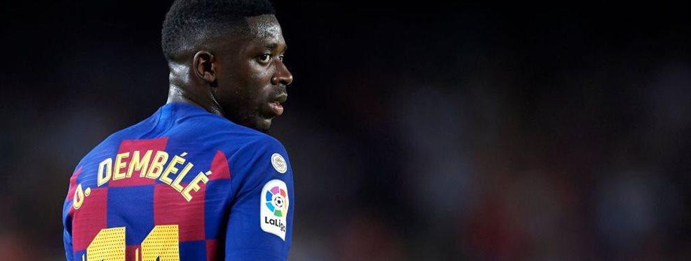 A un día para 'El Clásico' estalla la caja de los truenos en el Barça ¡el delantero se quiere ir en enero, la directiva ya lo sabe y no hay vuelta atrás!