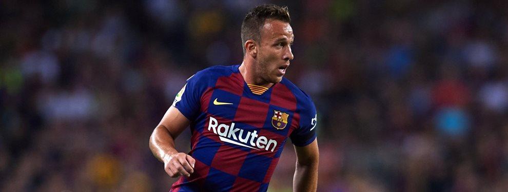 En el Barça darán salida a Philippe Coutinho, que puede quedarse en el Bayern de Múnich