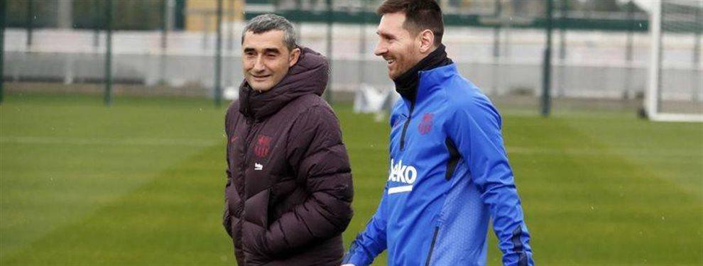 ¡Luz verde! El tapado de Bartomeu y Messi que va a reventar LaLiga ¡Listo!