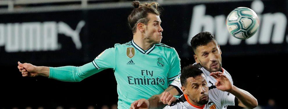 El Real Madrid prepara un cambio de cromos con Gareth Bale para acercar a Mason Mount