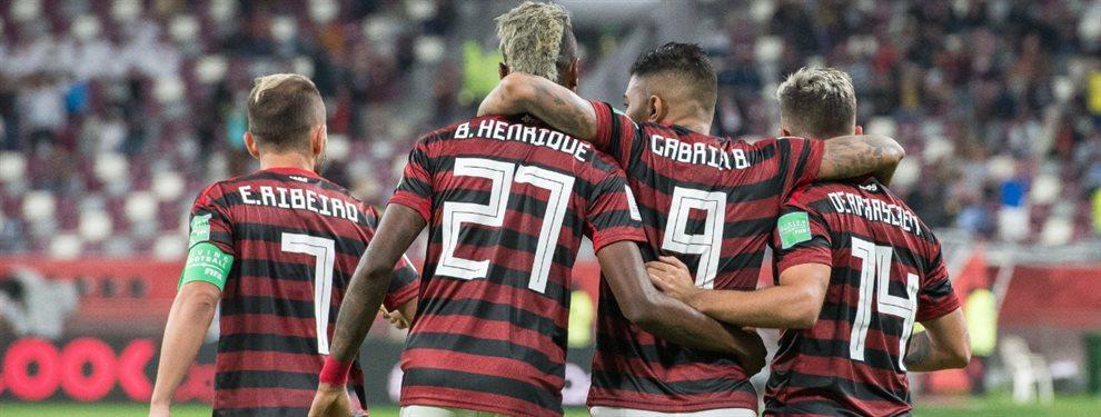 En Doha, Flamengo se impuso 3-1 ante Al Hilal y clasificó a la final del Mundial de Clubes.