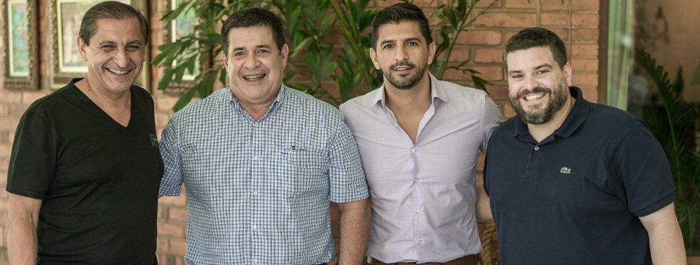 Ramón Díaz se convirtió en el nuevo entrenador de Libertad de Paraguay y jugará la Copa Libertadores.