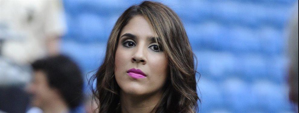 Daniela Ospina se acordó de su padre, Hernán, ahora que llegan las Navidades y ya no está