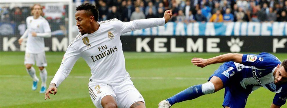 Lucas Vázquez no cuenta para Zinedine Zidane, y tiene ofertas de Arsenal y West Ham