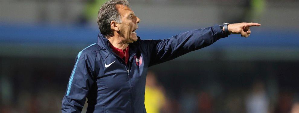 Miguel Ángel Russo se encuentra cada vez más cerca de convertirse en el nuevo entrenador de Boca.