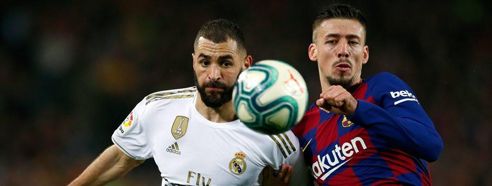 En el Barça han sentenciado a Nelson Semedo después de su pobre partido ante el Real Madrid
