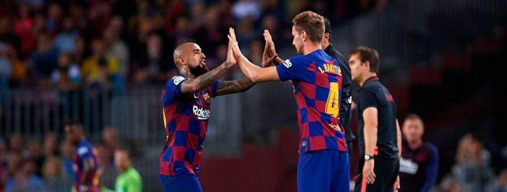No aguanta más, ayer se hartó de Valverde y ni le gusta ni acepta su rol en el equipo ¡El crack del FC Barcelona se reúne con Bartoemu y le pide salir!