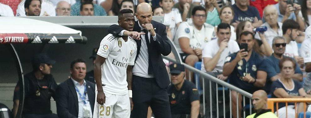 La sensación agridulce del Clásico deja a Zidane más tocado tras recibir esta noticia, bombazo, de uno de sus galácticos ¡Me quiero ir y tener minutos!