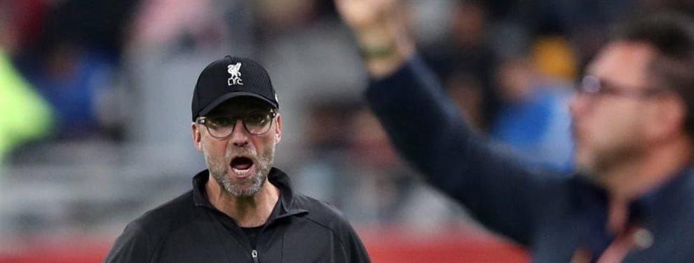 El Liverpool ha hecho oficial su primer fichaje para enero. Lo sabíamos pero no deja de sorprender su precio. Barato y bueno, dará que hablar