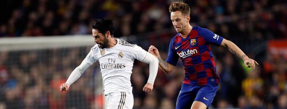 Ahora el Manchester United sí lo acepta como parte de la negociación por Paul Pogba ¡Quieren al crack del Madrid y 100 millones de euros por el francés!