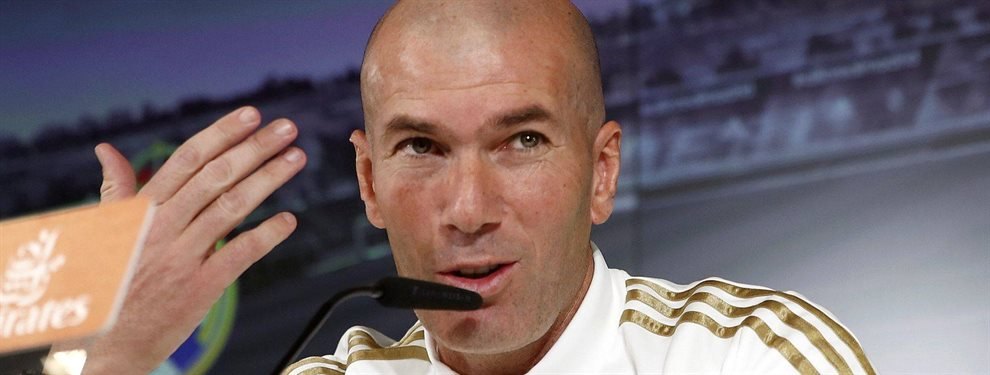Zinedine Zidane ha señalado a Leo Messi como el responsable de los males recientes del Barça