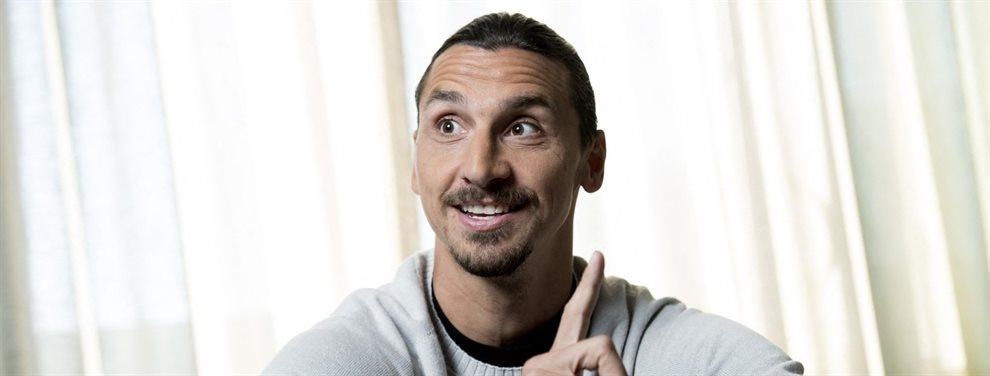 Zlatan Ibrahimovic quiebra las ilusiones de Paolo Maldini y el AC Milan por una oferta mayor: ¡se va a la Premier League y junto a los campeones de Europa!