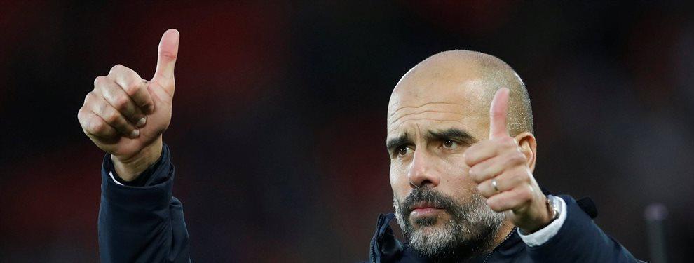 El Manchester City desata la bomba definitiva y tiene al PSG en el ajo ¡Guardiola se va y los citizens tienen a un sustituto que revienta la Premier!