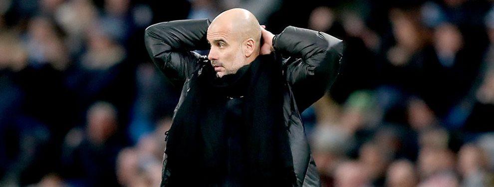 Pep Guardiola está considerando seriamente la posibilidad de abandonar el Manchester City y tiene dos ofertas