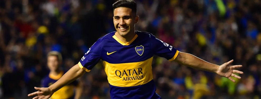 Emanuel Reynoso podría ingresar en la negociación con Inter como parte de pago de Boca por Paolo Guerrero.