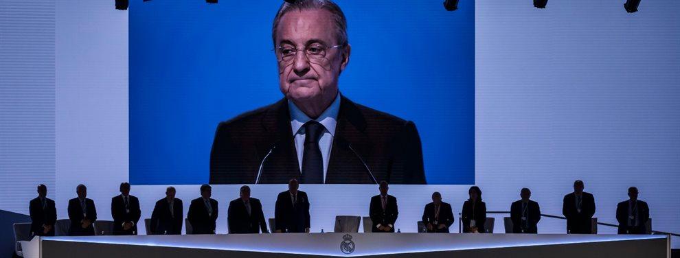 En el Real Madrid no se puede tener todo. Los hechos presentan a un equipo que evidencia mucho juego, pero que le falta gol.