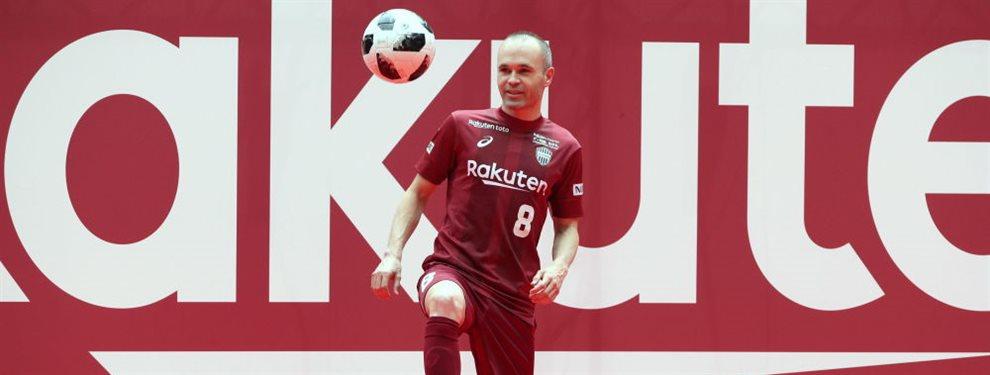 El jugador manchego está planteándose volver al fútbol de máximo nivel para coincidir de nuevo con sus ex compañeros. De ser real seguirá hasta los 37 años