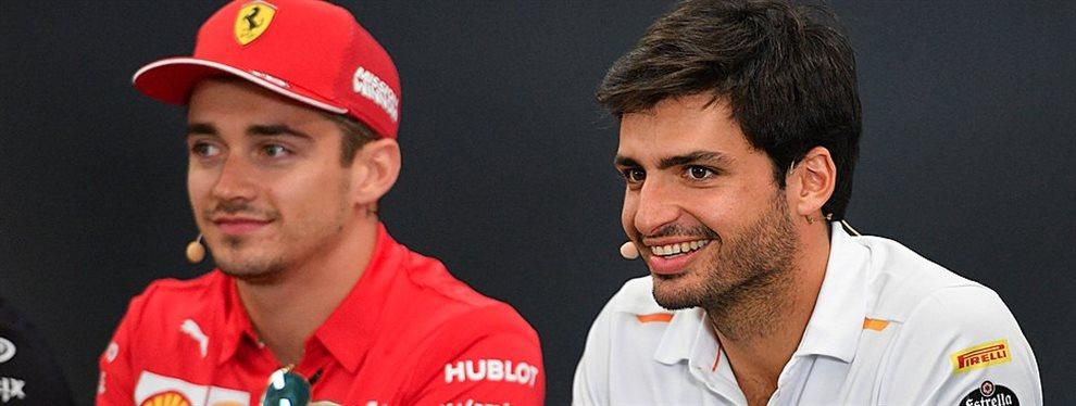 Sorpresón en la F1: Carlos Sainz luchará por el título en 2021