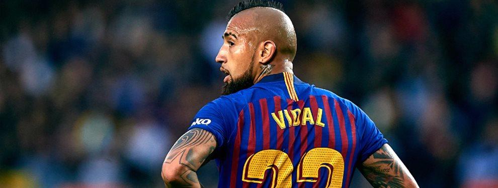 ¡Vaya rajada en el seno del vestuario del FC Barcelona! Ha estallado en el peor momento y delante de sus compañeros, pero le da igual, él tiene un objetivo