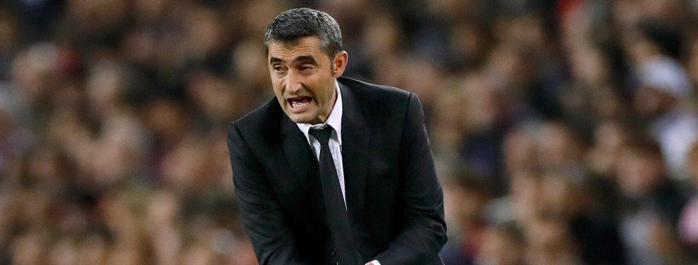 Valverde en los últimos encuentros está tomando nota de la respuesta de ciertos futbolistas en el centro del campo.