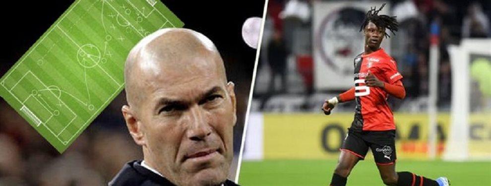 El centrocampista francés, Eduardo Camavinga, está extremadamente cerca de convertirse en nuevo jugador del Real Madrid a partir de la próxima temporada