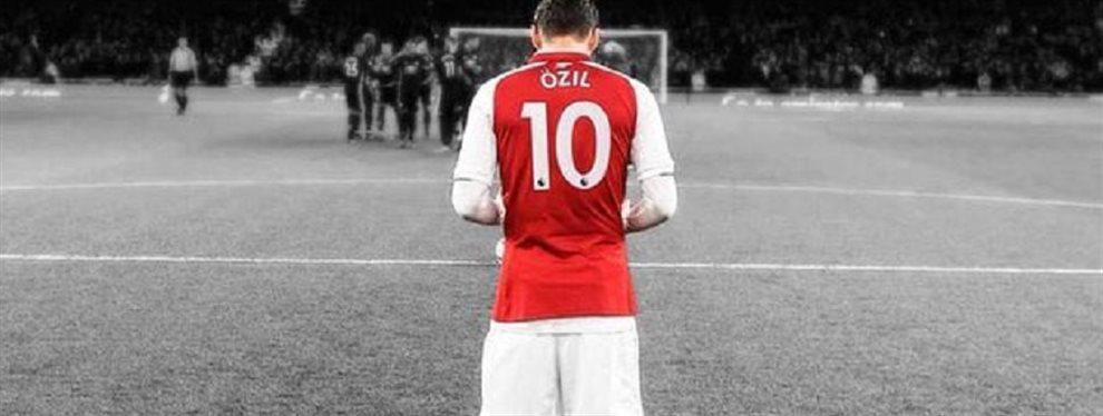 La estrella internacional Mesut Ozil está muy cerca de fichar por el Fenerbahce turco y de esta forma abandonaría la disciplina del Arsenal en breve.
