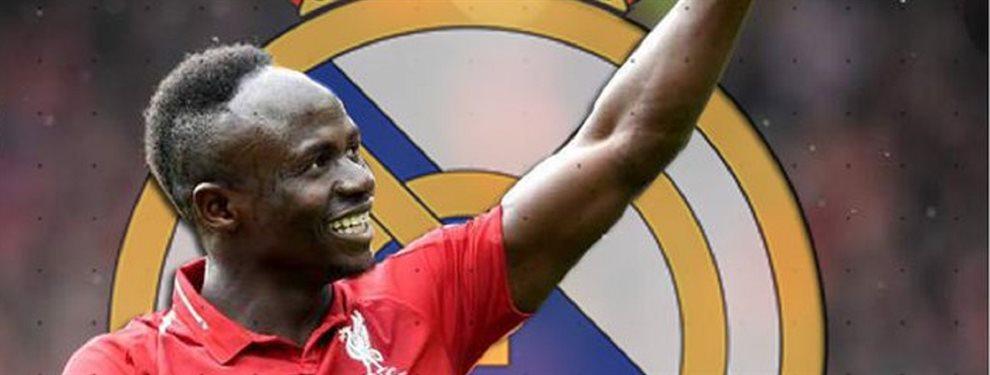 Sadió Mané estaría cerca de firmar por el Real Madrid a cambio de la friolera de 150 millones de euros que sí estaría dispuesto a pagar Florentino