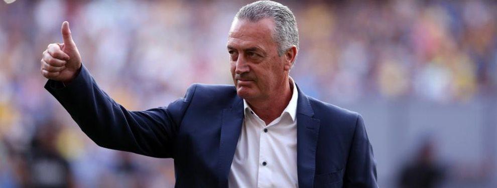 Gustavo Alfaro anunció su salida y se despidió de los simpatizantes de Boca con una emotiva carta.