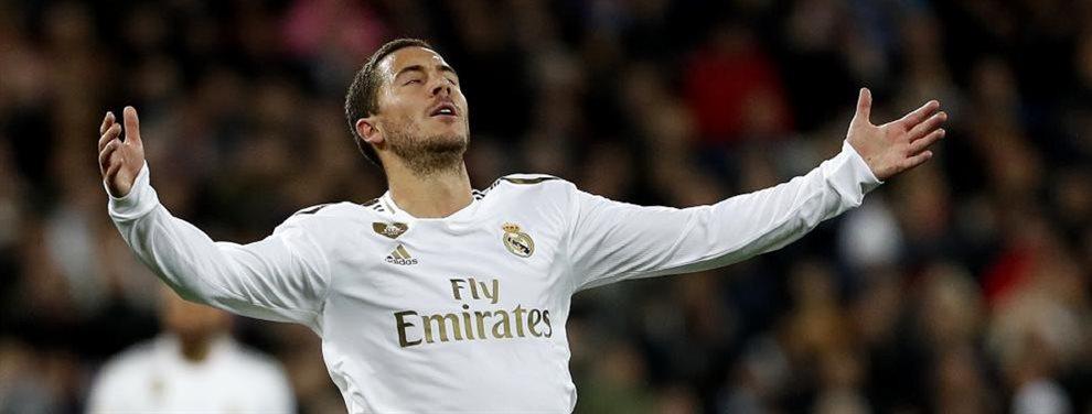 Desde la lesión de Eden Hazard, la capacidad goleadora del equipo blanco es muy baja ya que solamente Karim Benzema está siendo efectivo de cara a portería