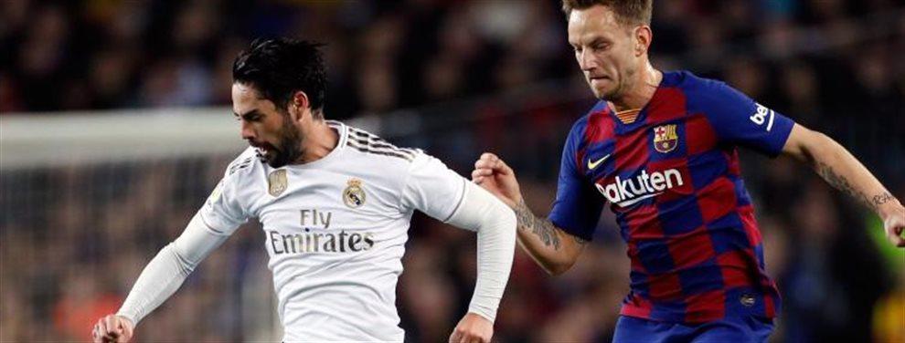 El Real Madrid sigue mirando el mercado de reojo. Y en él hay ahora mucho movimiento. Hay movimiento sobre todo en Inglaterra. Muchos grandes en apuros